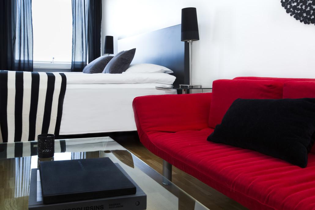 Jacuzzi In Hotel Room Reykjavik